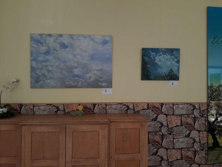 Vernissage, Ausstellung, Templin, Pinnwand