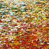 Herbst, Blätter, Malerei