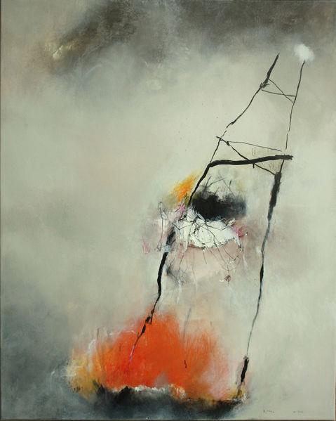 Malerei, Abstrakt, Mischtechnik