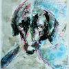 Augen, Portrait, Gemälde, Braunschweig