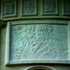 Bas, Relief, Christ, Church