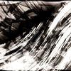 Schnipsel, Abstrakt, Schwarz weiß, Digital