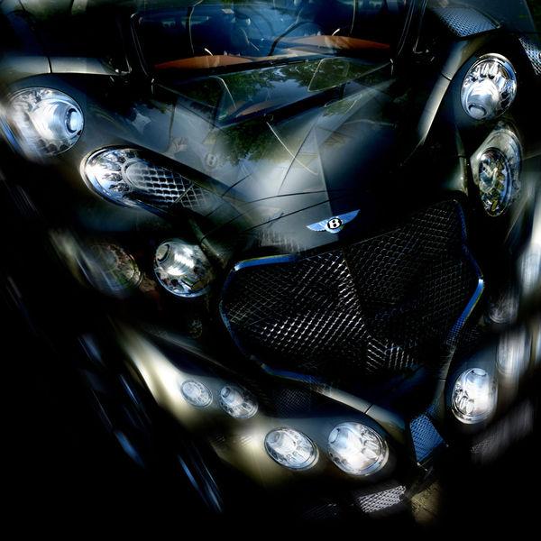 Bentley, Digital, Nacharbeit, Auto, Grau, Sportwagen