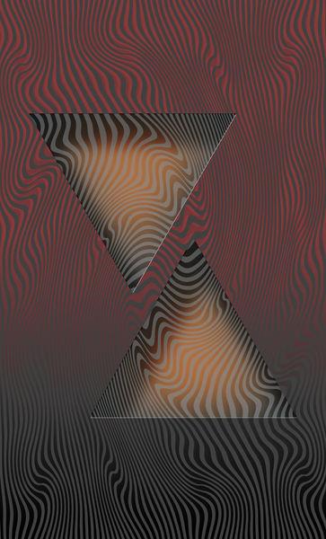 Formen, Abstrakt, Dynamik, Extend, Linie, Surreal