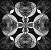 Digitale kunst, Abstrakt, Kaleidoskop