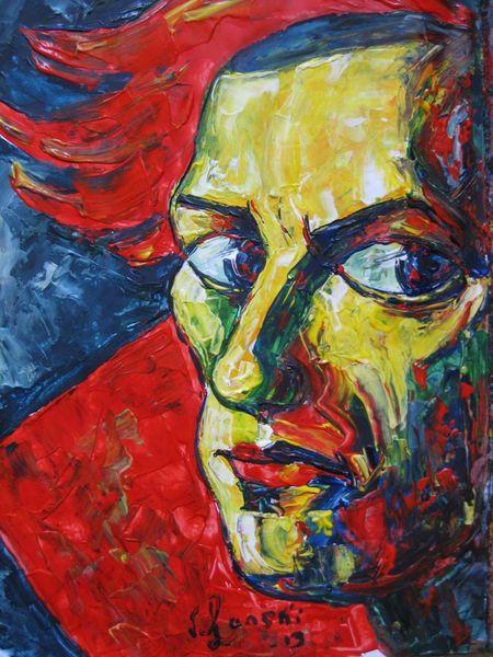 Malerei, Dichter
