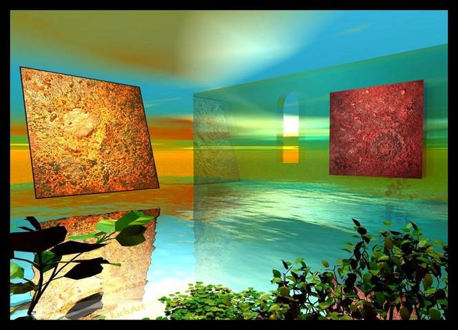 Digitale kunst, Surreal
