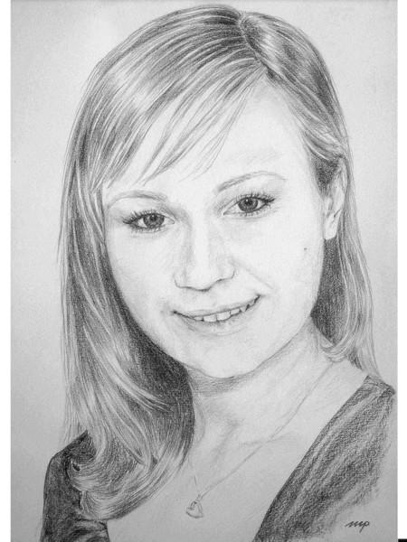 Zeichnung, Bleistiftzeichnung, Gesicht, Portrait, Zeichnungen