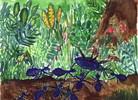 Ameise, Insekten, Malerei, Tiere