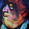 Gesicht, Ausdruck, Menschen, Malerei