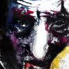 Abstrakt, Expressionismus, Menschen, Ausdruck