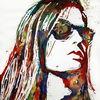 Blick, Portrait, Ausdruck, Farben