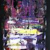 Schwarz, Farben, Abstrakt, Malerei