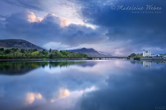 Sonnenaufgang, Irland, Ring, Fotografie,