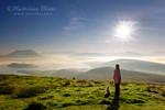 Fotografie, Sonnenaufgang, Landschaft, Irland