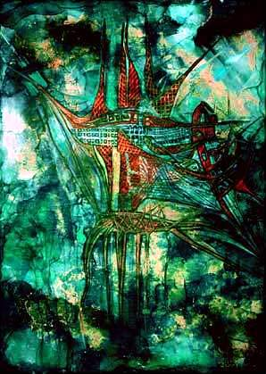 Geist, Malerei, Abstrakt