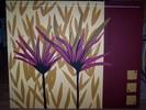 Abstrakt, Pflanzen, Stillleben, Malerei