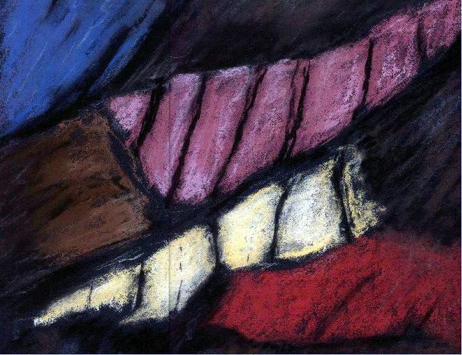 Farben, Abstrakt, Fläche, Malerei,
