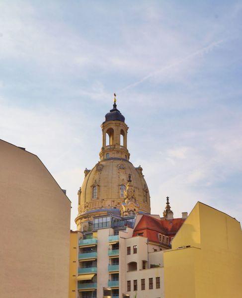 Immobilie, Tourismus, Gebäude, Frauen kirche, Fotografie, Dresden