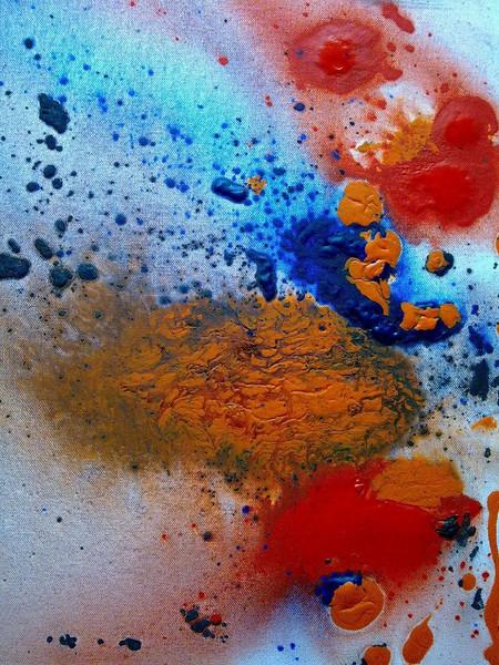 Zuversicht, Tumor, Malerei