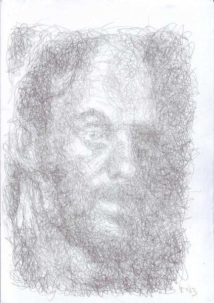 Zeichnungen, Menschen