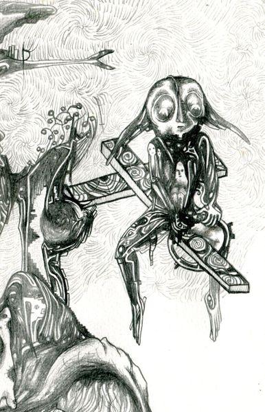 Zeichnungen, Energie