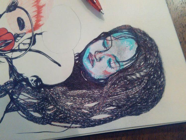 Hgfhtff, Zeichnungen,