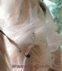 Verpackung, Puppe, Schaufenster, Wrapped