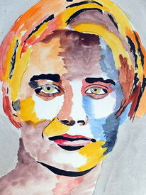 Aquarellmalerei, Porträtmalerei, Schubertj73, Kygo