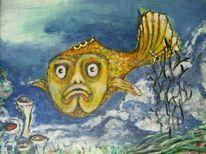 Atoll, Fisch, Kugelmolch, Mutation