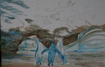 Eis, Energie, Realismus, Tiermalerei