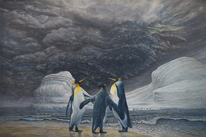 Strand, Sturm, Ozean, Metamorphose