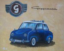Auto, Goggo, Goggomobil, Oldtimer