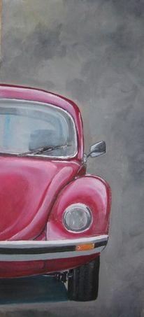 Käfer, Fahrzeug, Reise, Vw