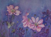 Garten, Malters, Rosa, Blumen34