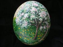 Malters, Malerei, Natur, Straussenei