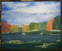 Traum, Baum, Herbst, Farben