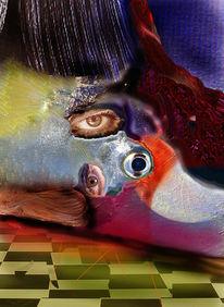 Digitale kunst, Figural, Sicht
