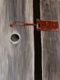 Marode, Malerei, Stillleben