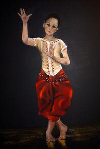 Götter, Kambodscha, Mythologie, Tanz