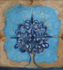 Arrangement, Gemälde, Malerei, Stillleben