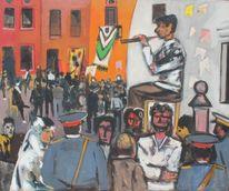 Gemälde, Menschen, Düsseldorf, Holocaust
