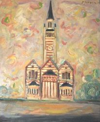 Gemälde, Kirche, Holocaust, Matthaei