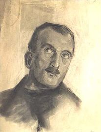 Zeichnung, Düsseldorf, Impressionismus, Berlin