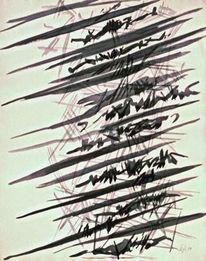 Abstrakt, Strich, Holocaust, Entartete kunst