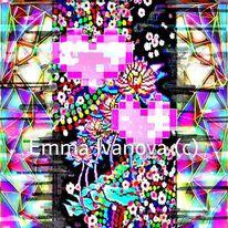 Emmaivanova, Phoneart, Reteo, Digitale kunst