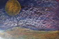 Surreal, Pastil, Farben, Malerei