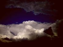 Himmel, Licht, Sonne, Wolken