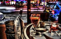 Wein, Abend, Wärme, Leben
