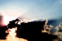Himmel, Sonne, Wolken, Licht
